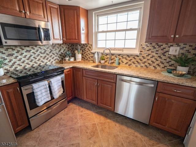 355 Broad St D5, Clifton City, NJ 07013 (MLS #3687402) :: Pina Nazario
