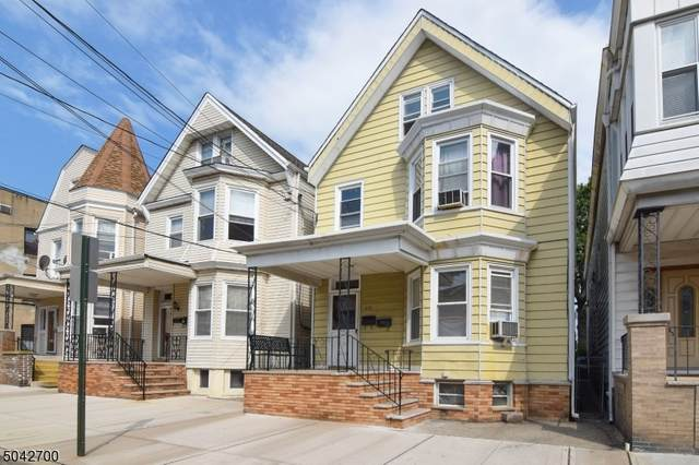 412 Cleveland Ave, Harrison Town, NJ 07029 (MLS #3687470) :: The Sikora Group