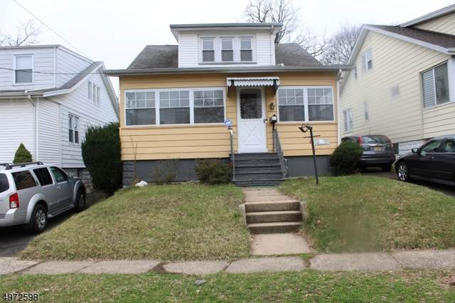 315 Crawford Ter, Union Twp., NJ 07083 (MLS #3687510) :: The Premier Group NJ @ Re/Max Central