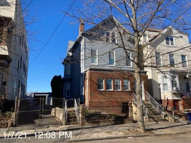 257 S 8Th St, Newark City, NJ 07103 (MLS #3687515) :: RE/MAX Select