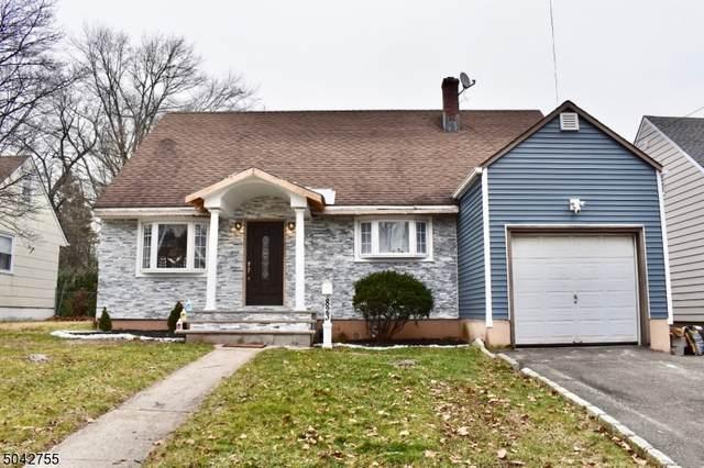 823 Locust St, Roselle Boro, NJ 07203 (MLS #3687521) :: SR Real Estate Group