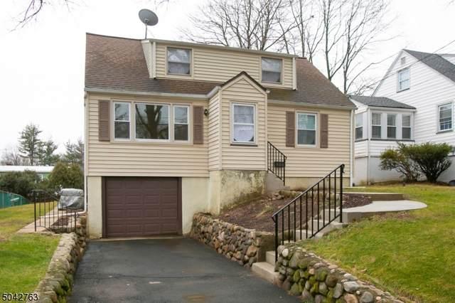 22 Sunnyside Rd, West Orange Twp., NJ 07052 (#3687535) :: Jason Freeby Group at Keller Williams Real Estate