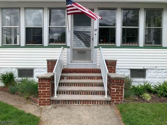 49 Beach St, Rockaway Boro, NJ 07866 (MLS #3687578) :: Team Cash @ KW