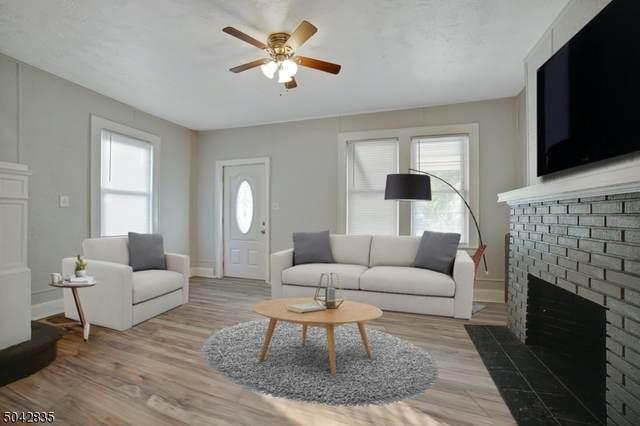 160 Sunset Ave, Newark City, NJ 07106 (MLS #3687585) :: Provident Legacy Real Estate Services, LLC