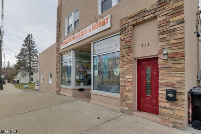 111 Main St, Franklin Boro, NJ 07416 (MLS #3687594) :: Team Cash @ KW