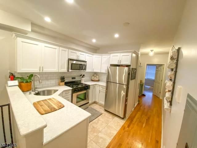 295 New York Ave #2, Jersey City, NJ 07307 (MLS #3687611) :: SR Real Estate Group