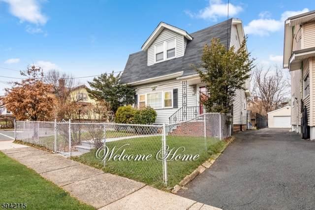 225 Park Pl, Irvington Twp., NJ 07111 (MLS #3687616) :: SR Real Estate Group