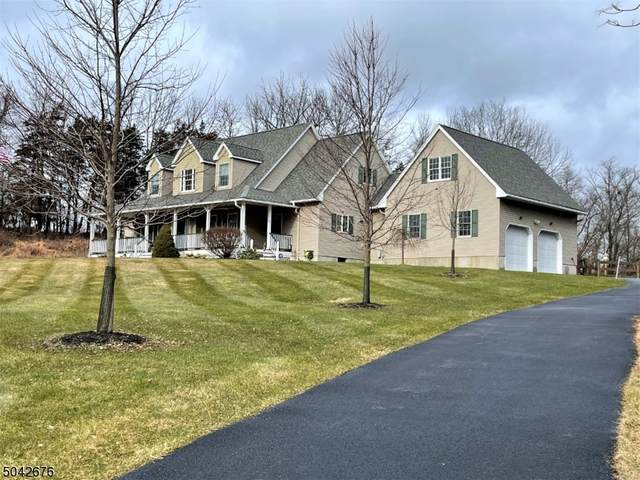 22 Cedar Ridge Rd, Lafayette Twp., NJ 07848 (MLS #3687641) :: Gold Standard Realty