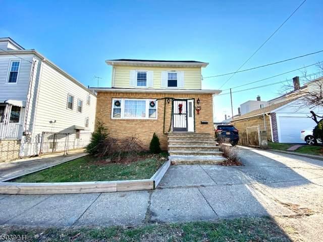 18 Tunbridge Pl, Bloomfield Twp., NJ 07003 (MLS #3687659) :: RE/MAX Select