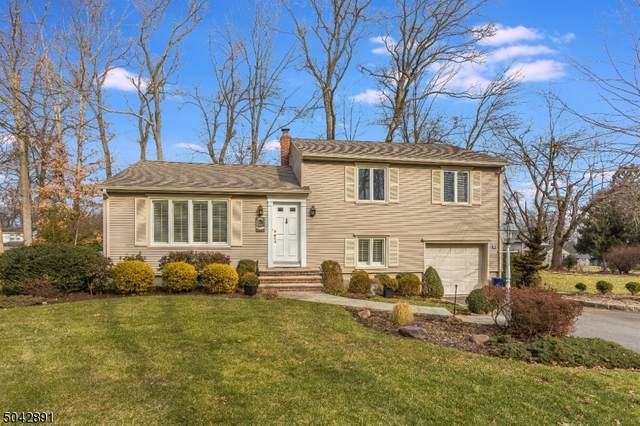 15 Adams Dr, Hanover Twp., NJ 07981 (MLS #3687670) :: RE/MAX Select