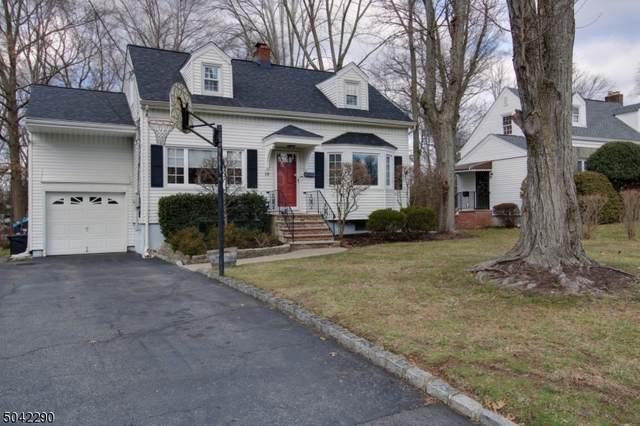 18 Montgomery Rd, Livingston Twp., NJ 07039 (MLS #3687680) :: The Sue Adler Team