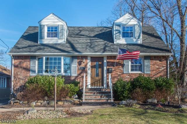54 Clement St, Nutley Twp., NJ 07110 (MLS #3687683) :: RE/MAX Platinum
