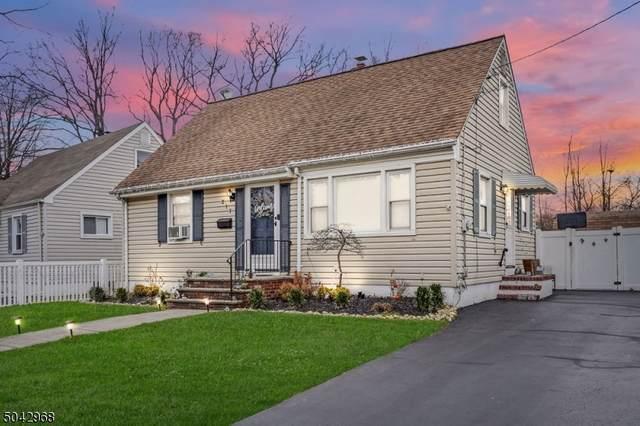 217 Linden Ave, Rahway City, NJ 07065 (MLS #3687703) :: The Dekanski Home Selling Team