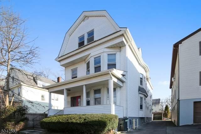 238 Waverly Pl, South Orange Village Twp., NJ 07079 (MLS #3687789) :: The Sikora Group