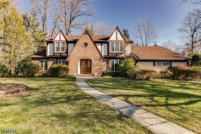 20 Overhill Way, Berkeley Heights Twp., NJ 07922 (MLS #3687844) :: The Dekanski Home Selling Team