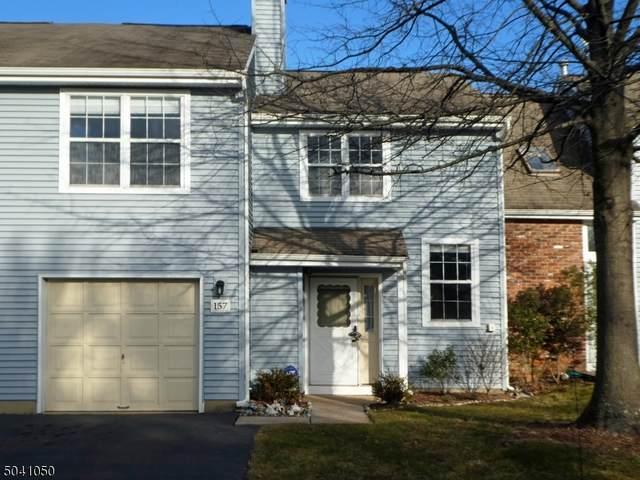 157 Harrow Drive, Franklin Twp., NJ 08873 (MLS #3687924) :: RE/MAX Platinum