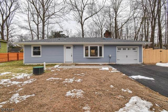 40 Old Coach Rd, Vernon Twp., NJ 07462 (MLS #3687934) :: SR Real Estate Group