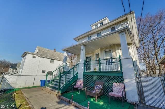 20 Tennyson Pl, Passaic City, NJ 07055 (MLS #3687941) :: RE/MAX Platinum