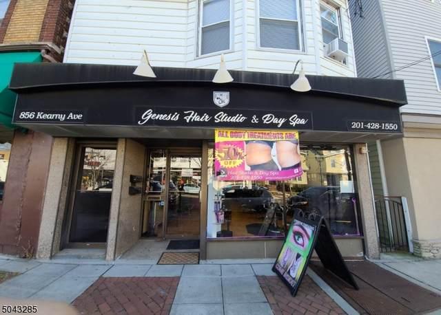 856 Kearny Ave, Kearny Town, NJ 07032 (MLS #3687959) :: Pina Nazario