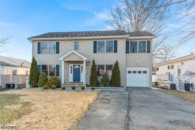 12 Seminole Avenue, Parsippany-Troy Hills Twp., NJ 07034 (MLS #3687970) :: RE/MAX Select