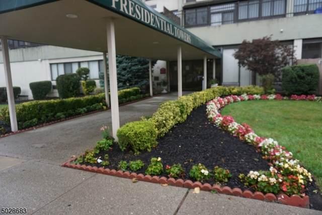 170 Lafayette Ave  4C C, Passaic City, NJ 07055 (MLS #3687994) :: RE/MAX Platinum