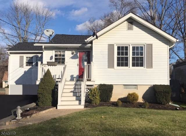 66 Manito Ave, Parsippany-Troy Hills Twp., NJ 07034 (MLS #3688026) :: RE/MAX Select