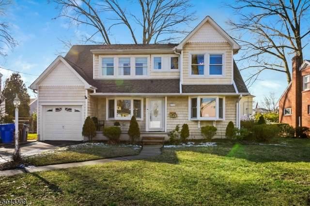 2723 N Wood Ave, Linden City, NJ 07036 (MLS #3688040) :: The Dekanski Home Selling Team