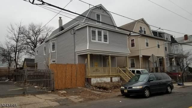 163 S 6Th St, Newark City, NJ 07103 (MLS #3688096) :: Coldwell Banker Residential Brokerage