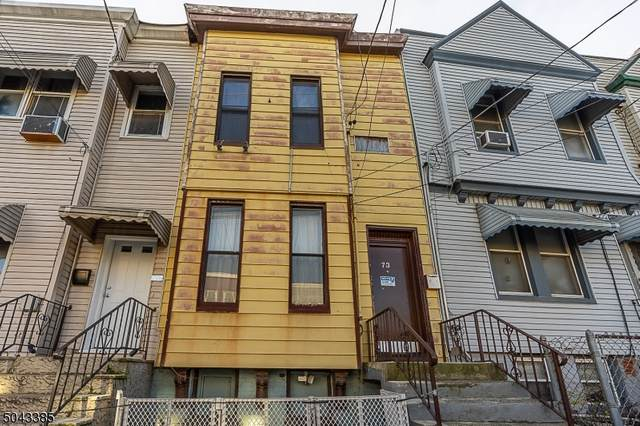 73 Virginia Ave, Jersey City, NJ 07304 (MLS #3688144) :: The Sikora Group