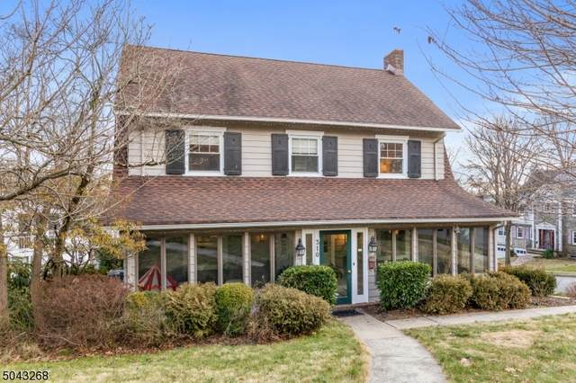 310 West End Rd, South Orange Village Twp., NJ 07079 (MLS #3688149) :: The Sue Adler Team
