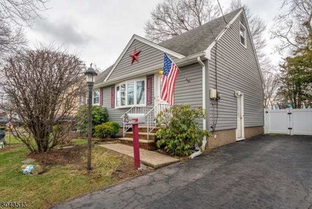 23 Dianne Ct, Clifton City, NJ 07012 (MLS #3688193) :: Coldwell Banker Residential Brokerage