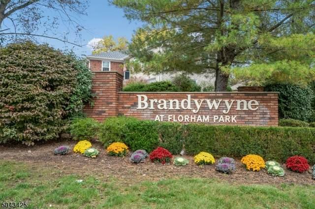 130 Brandywyne Dr, Florham Park Boro, NJ 07932 (MLS #3688207) :: RE/MAX Select