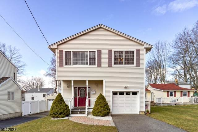 31 Caldwell Rd, Parsippany-Troy Hills Twp., NJ 07054 (MLS #3688261) :: William Raveis Baer & McIntosh