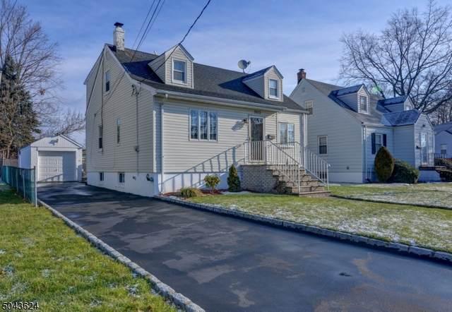2613 Hawthorne Ave, Union Twp., NJ 07083 (MLS #3688276) :: The Sue Adler Team