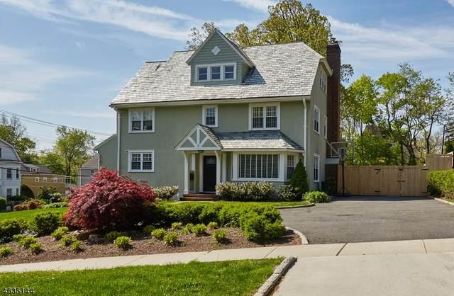 1 Sutherland Rd, Montclair Twp., NJ 07042 (#3688294) :: NJJoe Group at Keller Williams Park Views Realty