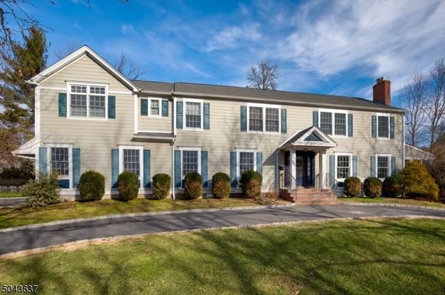 201 Hobart Ave, Millburn Twp., NJ 07078 (MLS #3688301) :: RE/MAX Platinum