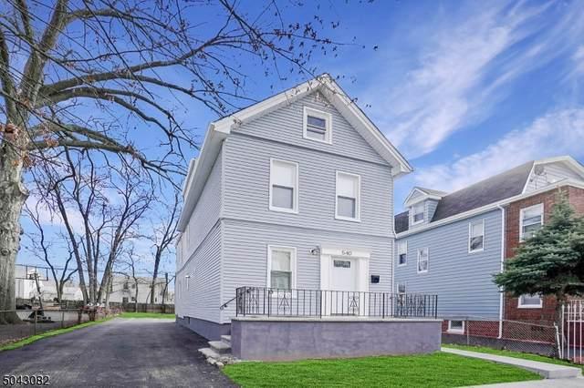 540 S Clinton St, East Orange City, NJ 07018 (MLS #3688390) :: SR Real Estate Group