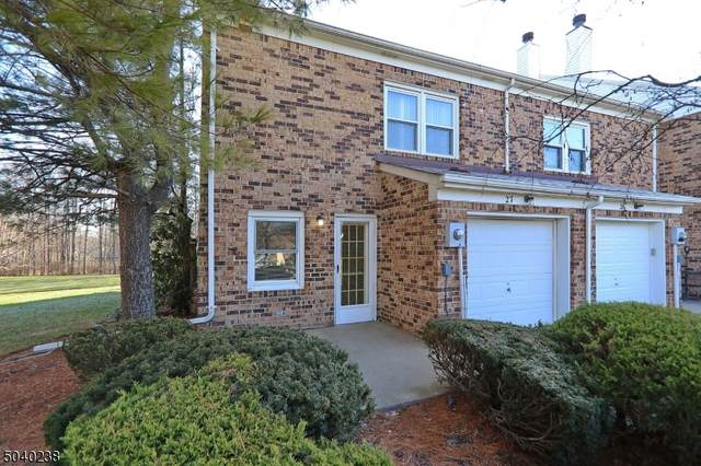 27 Yarmouth Vlg, Scotch Plains Twp., NJ 07076 (MLS #3688425) :: SR Real Estate Group