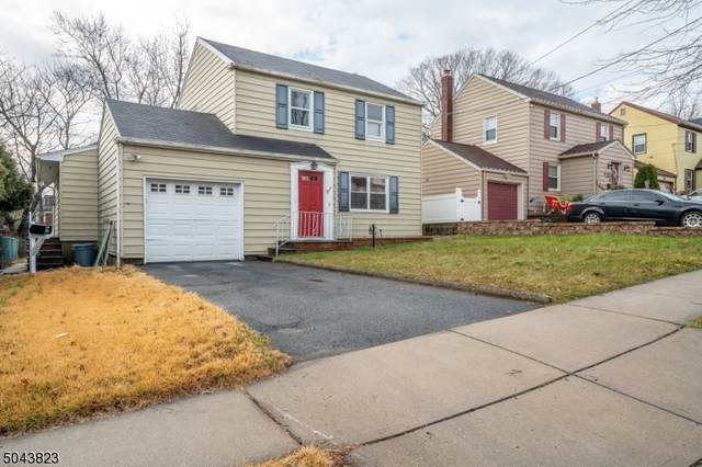 11 Fernwood Ct, Clifton City, NJ 07011 (MLS #3688427) :: Pina Nazario