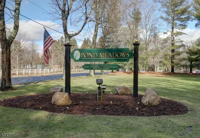 19 Eakens Ct #19, Mahwah Twp., NJ 07430 (MLS #3688441) :: SR Real Estate Group