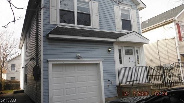421 S 6Th St #2, Newark City, NJ 07103 (MLS #3688477) :: William Raveis Baer & McIntosh