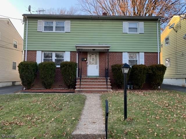 2092 Elizabeth Ave #2, Rahway City, NJ 07065 (MLS #3688482) :: The Dekanski Home Selling Team
