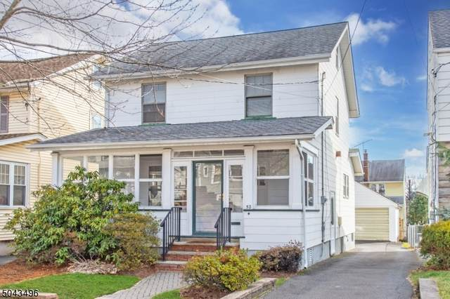 52 Hughes St, Maplewood Twp., NJ 07040 (MLS #3688502) :: The Sikora Group