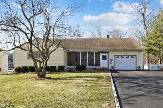 105 Parsippany Rd, Hanover Twp., NJ 07981 (MLS #3688513) :: RE/MAX Select