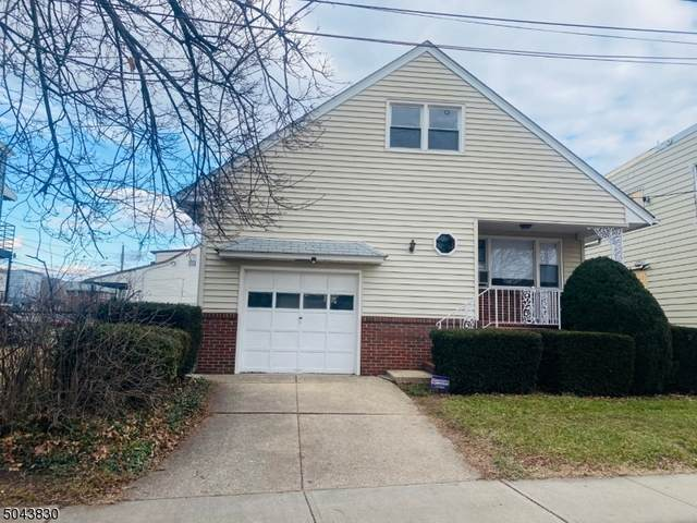 509 5TH AVE, Elizabeth City, NJ 07202 (MLS #3688522) :: Team Cash @ KW