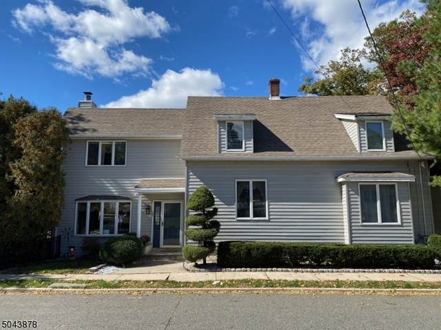 21 Freeman Pl, Nutley Twp., NJ 07110 (MLS #3688526) :: RE/MAX Platinum