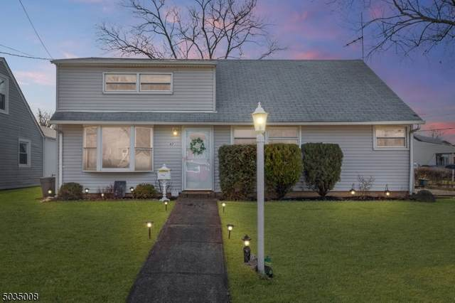 67 Cozy Cor, Woodbridge Twp., NJ 07001 (MLS #3688571) :: REMAX Platinum