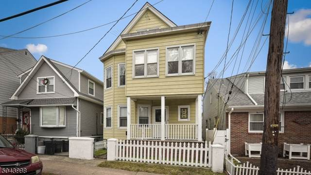 109 Caldwell Ave, Paterson City, NJ 07501 (MLS #3688612) :: William Raveis Baer & McIntosh