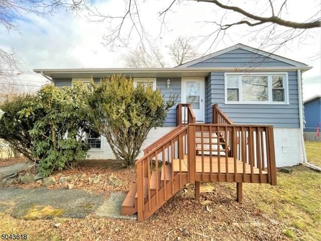 313 Brooklyn Mountain Rd, Hopatcong Boro, NJ 07843 (MLS #3688628) :: SR Real Estate Group