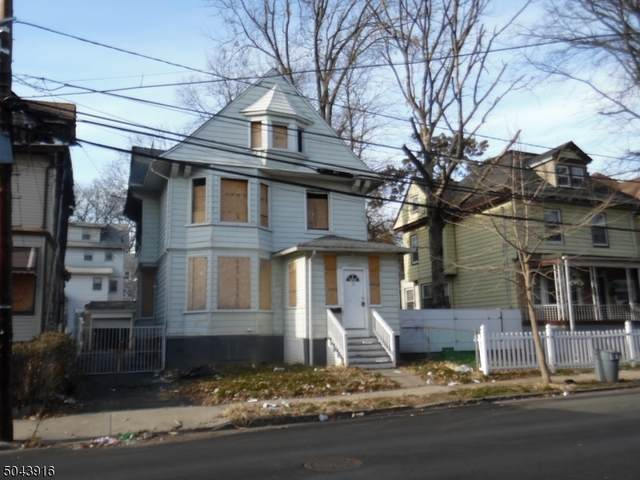 33 W End Ave, Newark City, NJ 07106 (#3688632) :: Daunno Realty Services, LLC